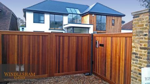 Cedar Gates - Surrey