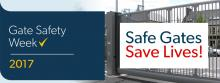 Gate Safety Week 2017
